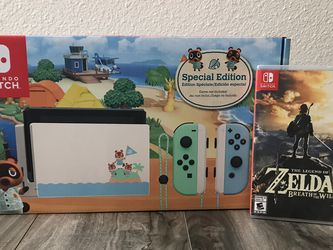 Nintendo Switch Bundle (FIRM PRICE) for Sale in Los Angeles,  CA