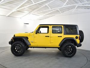 2020 Jeep Wrangler Unlimited for Sale in McKinney, TX