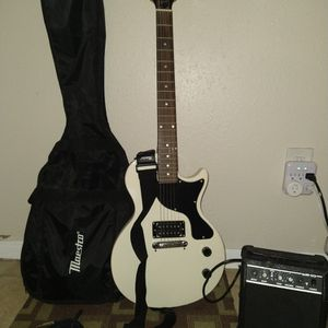 Maestro Electric Guitar Bundle for Sale in Houston, TX