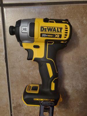 Dewalt XR Brushless 1/4 Impact 3 speeds for Sale in Norwalk, CA