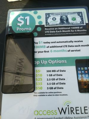 Free Treswave 801 5inch phones for Sale in Modesto, CA