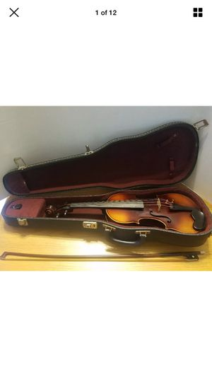 Stradivarius copy old violin ano 17 . 3/4 for Sale in Danbury, CT
