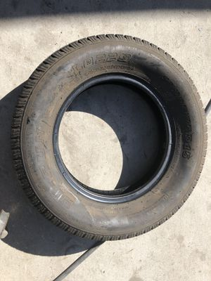 4 trailer tires matching set 205-75-15 for Sale in La Mesa, CA