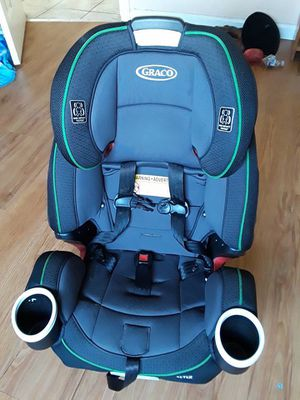 Graco 4ever all in one car seat (4-120lbs) for Sale in Altamonte Springs, FL
