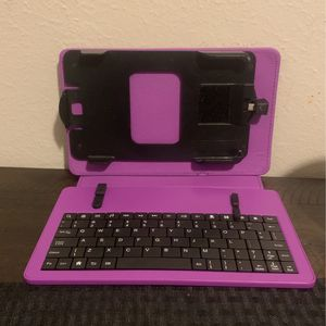 Tablet Cover And Keyboard for Sale in Jacksonville, FL