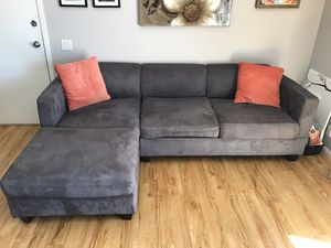 Sectional Sofa. Good condition. Gray Color. for Sale in San Diego, CA