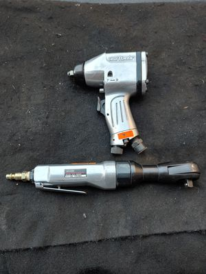 "Craftsman 3/8"" impact wrench and 3/8"" ratchet wrench for Sale in Goodyear, AZ"