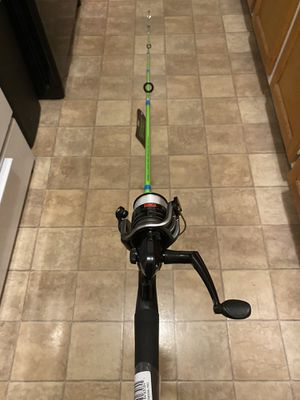 Zebco Fishing Reel and Rod Combo for Sale in Pomona, CA