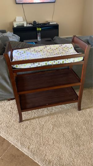 Changing table for Sale in Menifee, CA