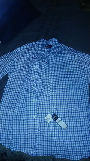 Ralph Lauren men's Large button up for Sale in Seattle, WA
