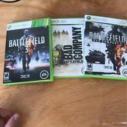 Battlefield Xbox 360 Games for Sale in Edgewood,  WA