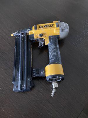 Dewalt brad nail gun for Sale in Aurora, CO