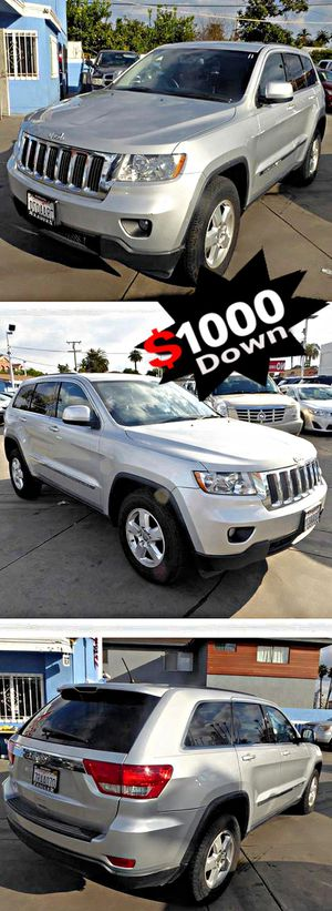 2012 Jeep Grand Cherokee Laredo 4WD for Sale in South Gate, CA