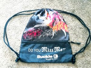 Miss Me Buckle Drawstring w/ Zipper Pouch for Sale in Denver, CO