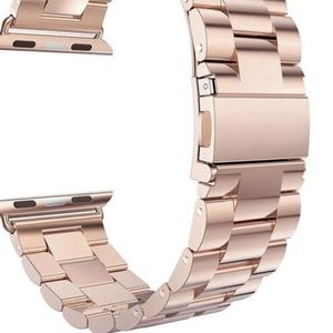 38/40 MM Smart Watch Apple Band Stainless Steel Pink Rose Gold for Sale in Port St. Lucie, FL