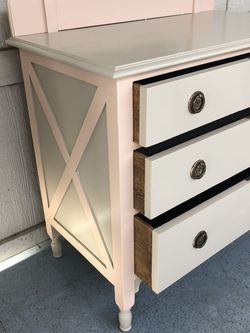 Dresser With Mirror Antique Oak for Sale in Santa Ana,  CA