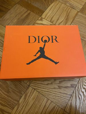 jordan 1 dior size 8 UA for Sale in Los Angeles, CA