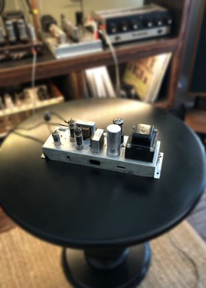 Magnavox 6BQ5 EL84 single-ended stereo tube amplifier model 196-00 for Sale in Phoenix, AZ