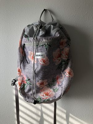Gym backpack vooray for Sale in Katy, TX