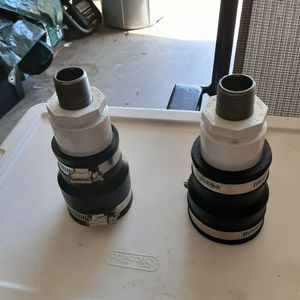 "2"" adapter for 250 Gallon IBC Tank for Sale in Chesapeake, VA"