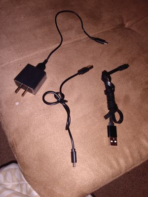 USB chargers for Android phone for Sale in Little Rock, AR