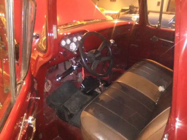 1955 Chevy Pick Up For Sale In Phoenix  Az