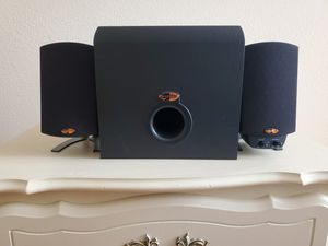 Kipslish speakers 2.1 for Sale in Hillsboro, OR