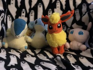 Pokemon Plushie Lot for Sale in Cape Girardeau, MO
