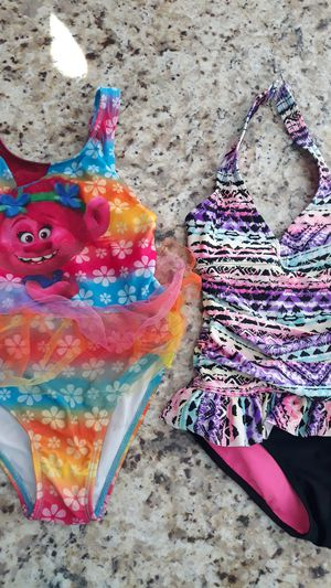 Swimsuits size 4/5 for Sale in Pompano Beach, FL