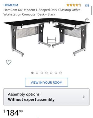 Desk Already Built for Sale in Upland, CA