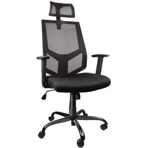 Fabulous Ergonomic Mesh Computer Office Chair with Neck Support for Sale in Santa Monica, CA