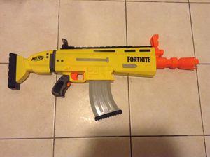 Nerf Gun, Fortnite Scar for Sale in Tustin, CA