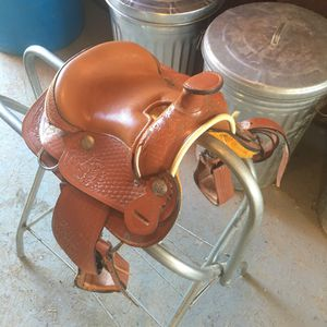New Mini Western Saddle for Sale in Mount Jackson, VA