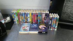 28 Disney collectible VHS tapes for Sale in Sunnyvale, CA