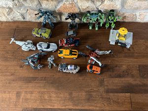 13 transformer toys for Sale in Georgetown, TX