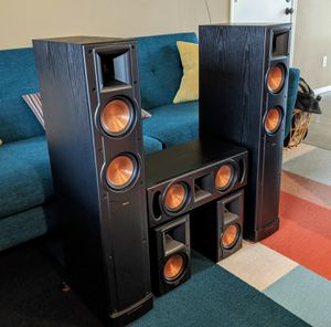 Klipsch 5.0 Reference II Series for Sale in Beaverton, OR