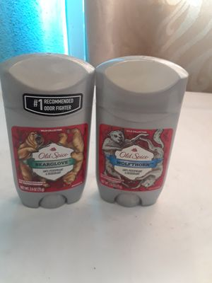 Old spice deodorants for Sale in Downey, CA