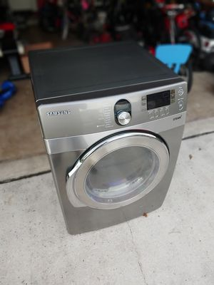 Samsung dryer gas *for parts* for Sale in St. Augustine, FL