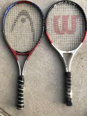 Tennis rackets for Sale in Englewood, CO