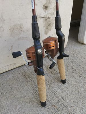 Fishing rods for Sale in Fontana, CA