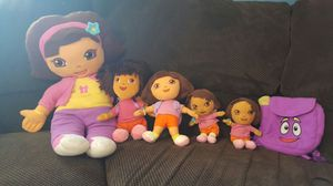 Dora dolls with backpack for Sale in Crofton, MD