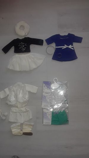 American girl doll outfits $10 each for Sale in MD CITY, MD