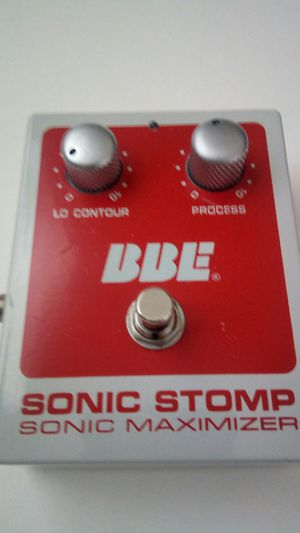 BBE Sonic Stomp Sonic Maximizer for Sale in Fort Meade, MD