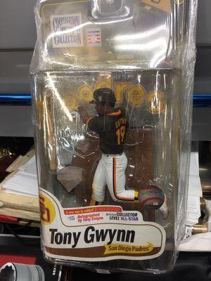 Tony Gwynn action figure for Sale in San Diego, CA