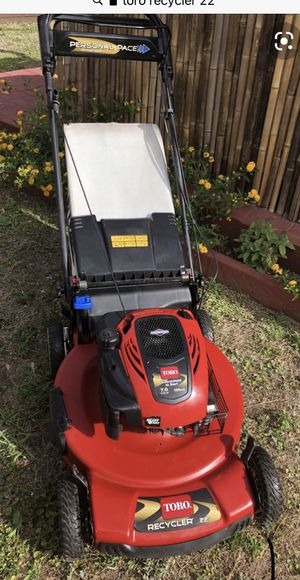 "Toro Recycler 22"" 7.0hp 190cc Briggs & Stratton self propelled RWD lawn mower for Sale in Pataskala, OH"