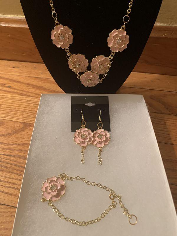 3pc Handmade Necklace Set