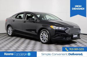2017 Ford Fusion Hybrid for Sale in Vienna, VA