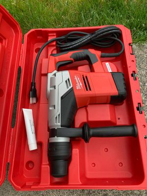 NEW Milwaukee in. SDS-Max Rotary Hammer for Sale in Lake Stevens, WA