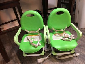 Chicco Toddler Table Booster Seat for Sale in Thornton, CO