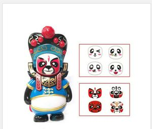 Chinese Opera Face Changing Doll Panda Opera Figure Toy for Sale in Margate, FL